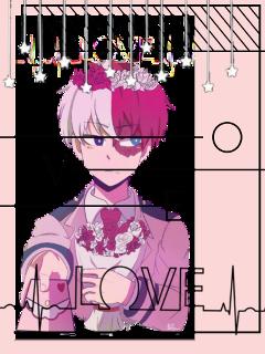 heartbeat todoroki freetoedit srclovepulse lovepulse