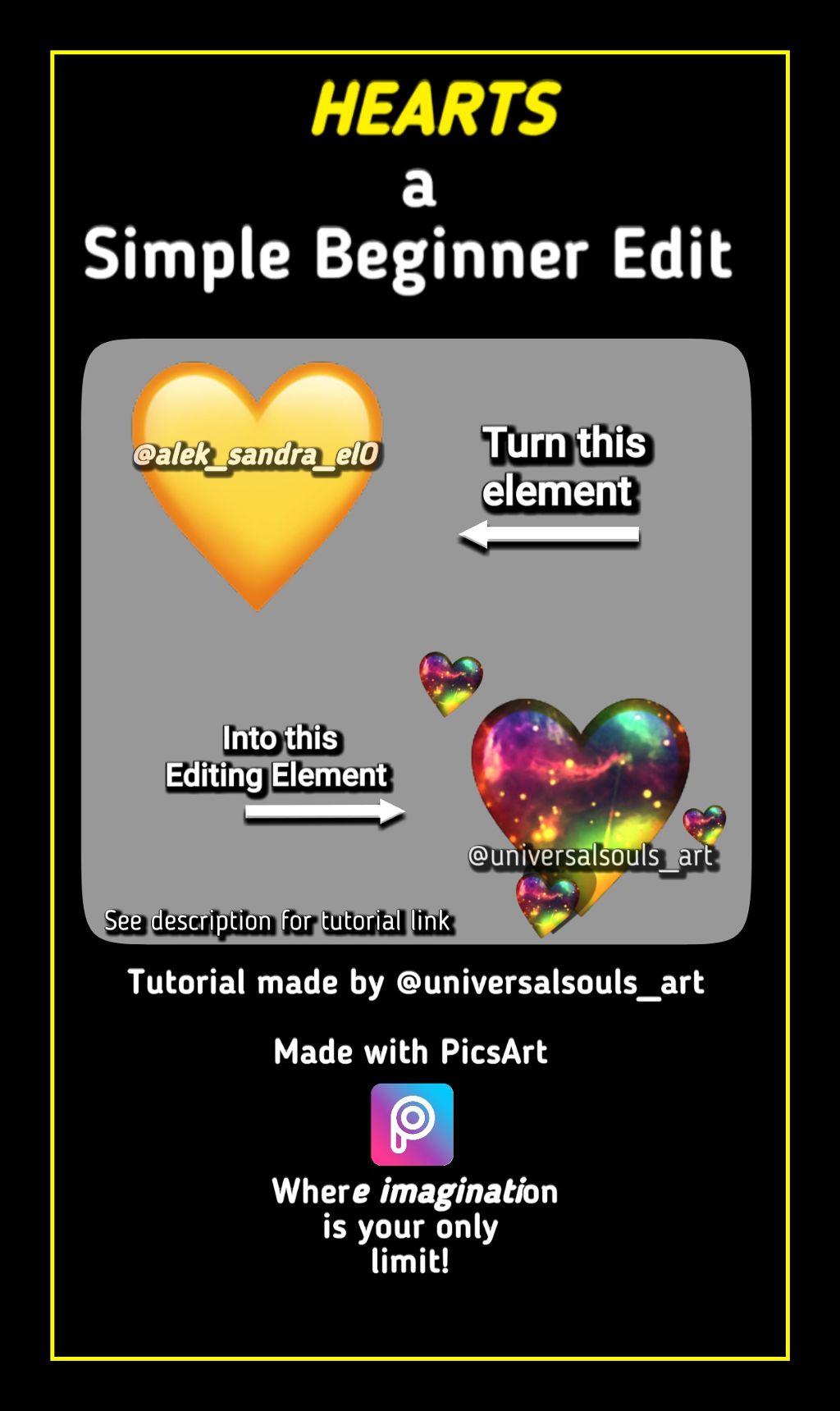 https://youtu.be/PJ4awZkoDbU  #quicktip #simple #beginnertutorial #alecreation #hearts #drawtools 14 minute video with voice over