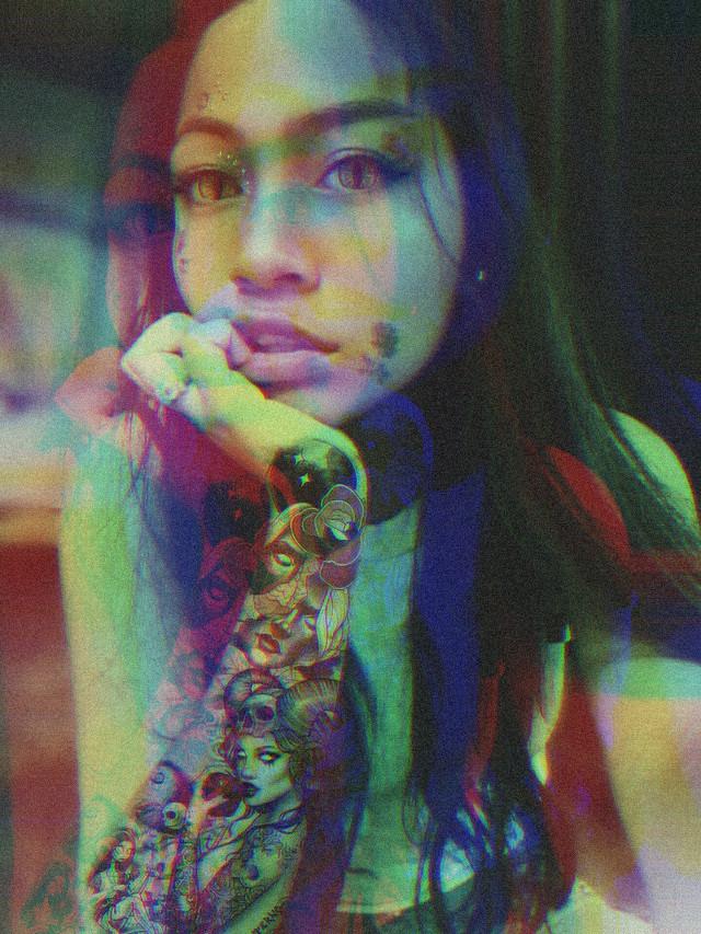 #freetoedit #crazy #art #creepy #eye #death #cool #girl #glitch #tumblr