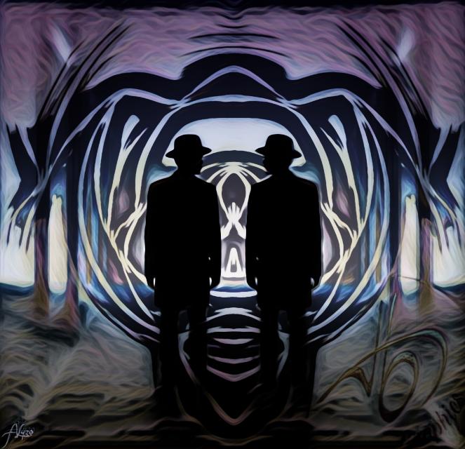 #mystic #mysterious #shadow #underworld #tbgraphics #secret #illusion #black #scary #fear #horror