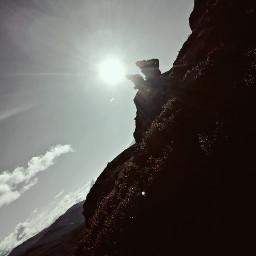 freetoedit people nature sun lensflare