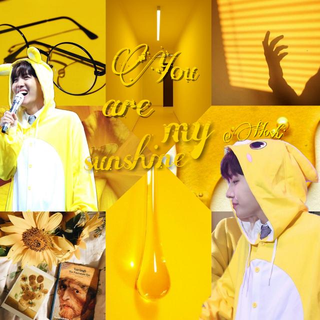 {🍯} 170219                       Happy Bday Hoseok ♡                                 Stan bts ,,,  Tags  #freetoedit #JungHoseok #JHope #Yellow #Aesthetic #HappyJHopeDay #StanBTS  #BangtanSonyeondan