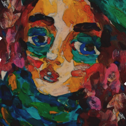 freetoedit canvas girl newart color