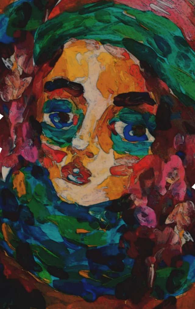 #freetoedit #canvas #girl #newart #color #work