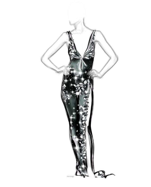 #dress #creative #drawing #mydesign