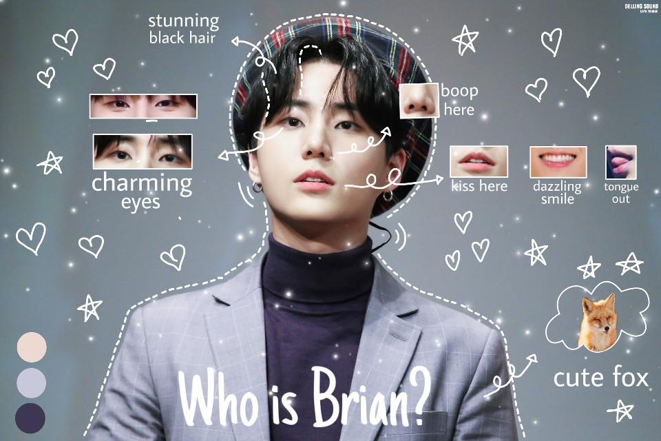 #freetoedit #anatomy #brian #youngk #day6 #day6youngk #day6brian #edit #kpop #krock #kpopedit