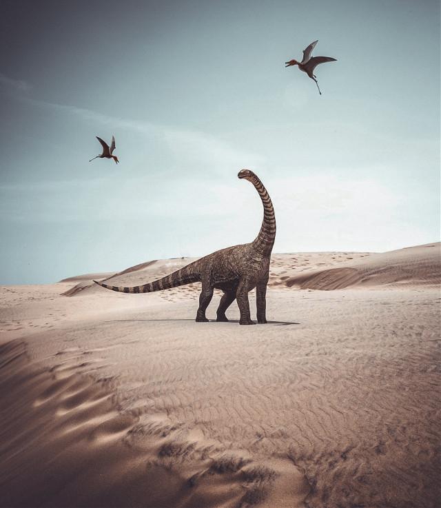 🦖 Dinosaur World 🦕 . . #madewithpicsart @picsart #vipshoutout #edit #art