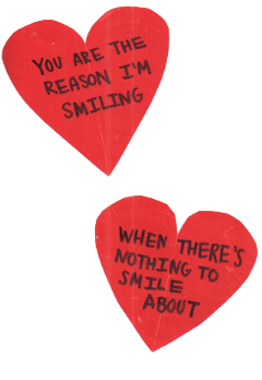 hearts red quotes love aesthetic freetoedit