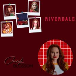 freetoedit cheryl cherylblossom riverdale