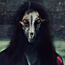 freetoedit darck skullface skullart echeadswap