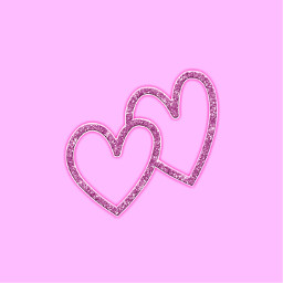 freetoedit background backgrounds heartsbackground heartpink