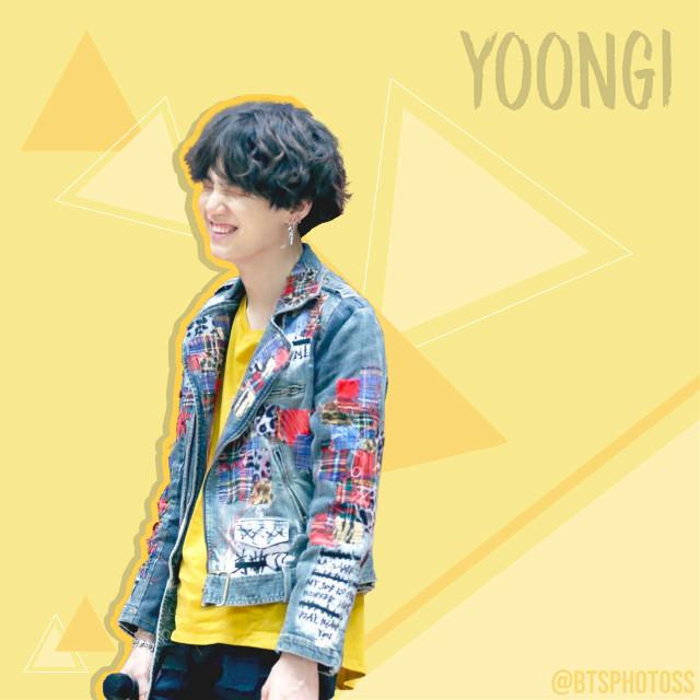 Suga~  #yoongi #bts #suga #freetoedit #kpop #cute #bangtanboys #tumblr