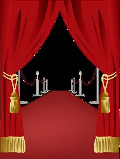 redcarpet stage freetoedit