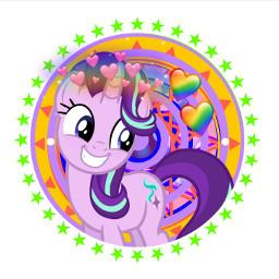 freetoedit icon mlp starlightglimmer