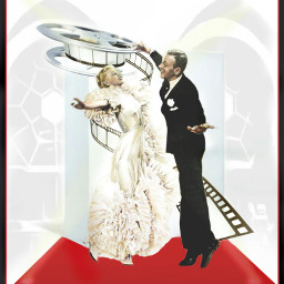 freetoedit fredastaire gingerrogers dance classichollywood ircredcarpet