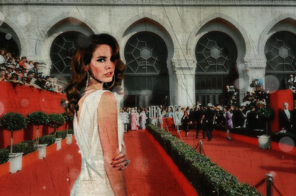 #freetoedit #lanadelrey #design  #ircredcarpet #redcarpet #OscarsRedCarpet #OscarsAwardsShow #wish #instagram #picsart #picsartedit #summertimesadness #westcoast #young #and #beautiful #for #love #singer #emotions