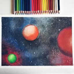freetoedit drawing handdrawing pencils colorful