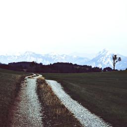 freetoedit nature travel mountains way