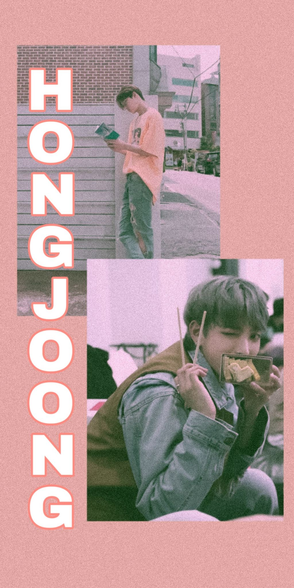 Ateez Hongjoong Kqfellaz Kpop Wallpaper