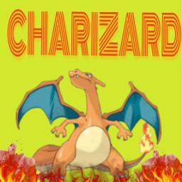 freetoedit charizard pokemon