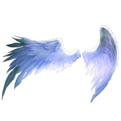 wings of freedom angel birds freetoedit