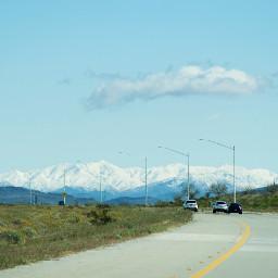 lifeisgood driving snow arizona prescott freetoedit