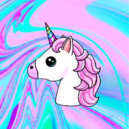 licorne🦄 freetoedit licorne