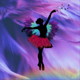 freetoedit challenge feathers birds angel wings