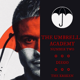 diego number2 theumbrellaacademy diegohargreeves