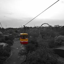 colorsplash skycab amusementpark
