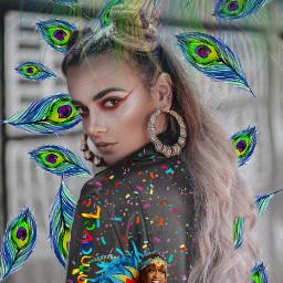 freetoedit girl carnaval girls jacket