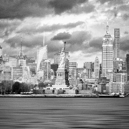 newyorkcity nyc manhattan thebigapple bnw freetoedit