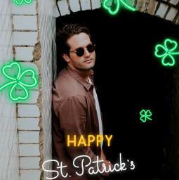 freetoedit saintpatricksday happyday patricksday neonstickers