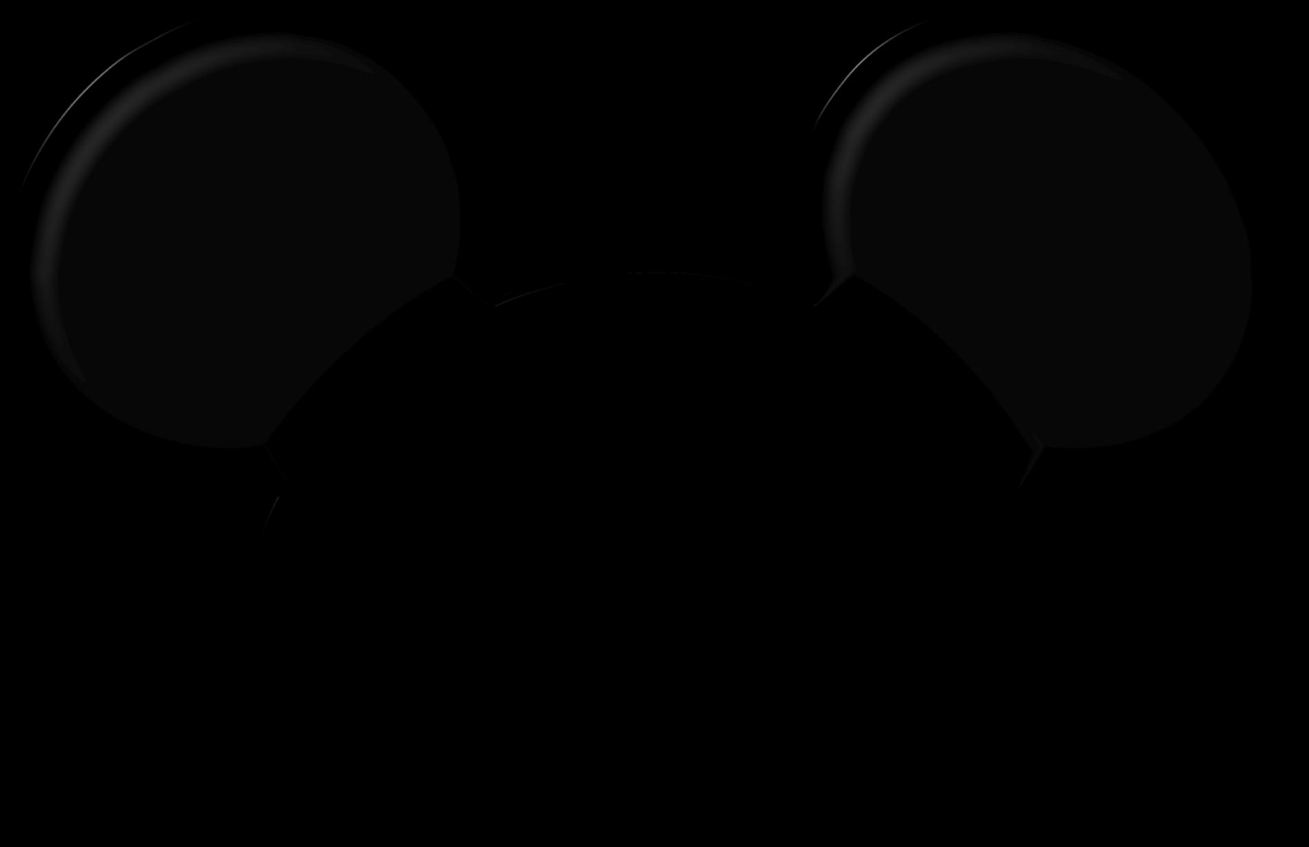 раскраска ушки мышки шаблон привозят