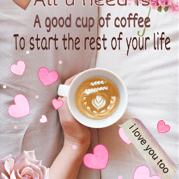 freetoedit ilovemycoffee coffeelover mornings makemehappy ircmorningcoffee