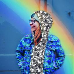 freetoedit glitchbrush rainbowbrush silverglitterbrush myedit
