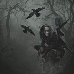 freetoedit editbyme raven thecrow darkness