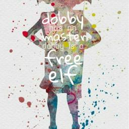 freetoedit dobby savedobby harrypotter hogwarts