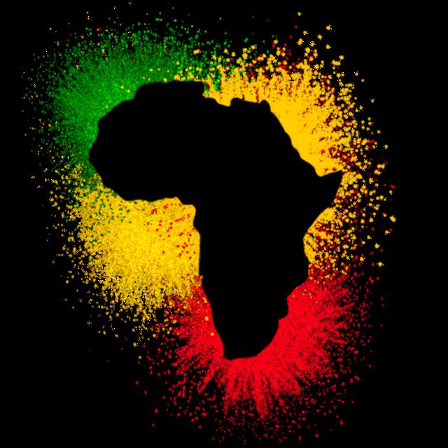 #africa #dubrootsgirlcreation #afrique #vertjaunerouge #rasta #reggae #african