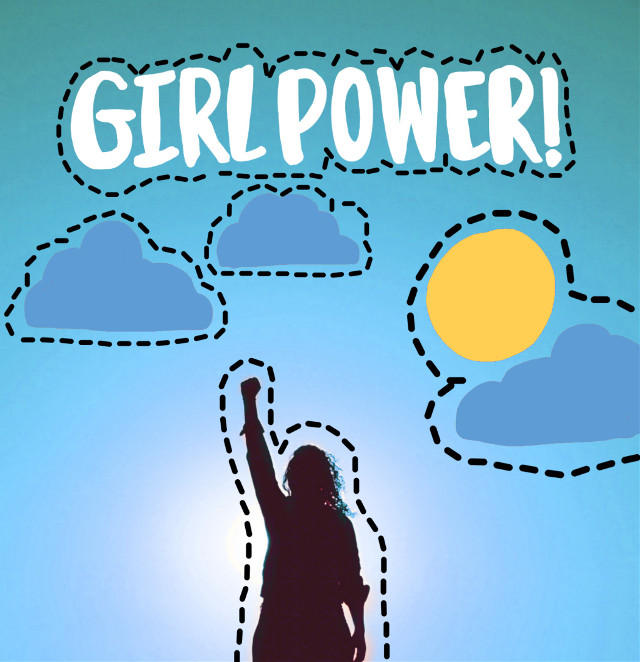 #freetoedit #girlpower #power #girl #girls