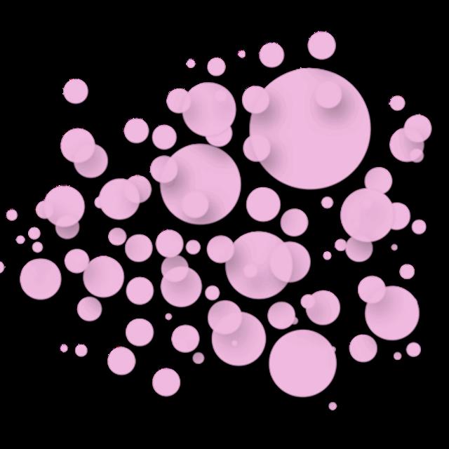 #overlay #dots #circles #aesthetic #transparent #pink