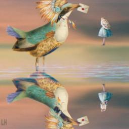 freetoedit tribal message birds news