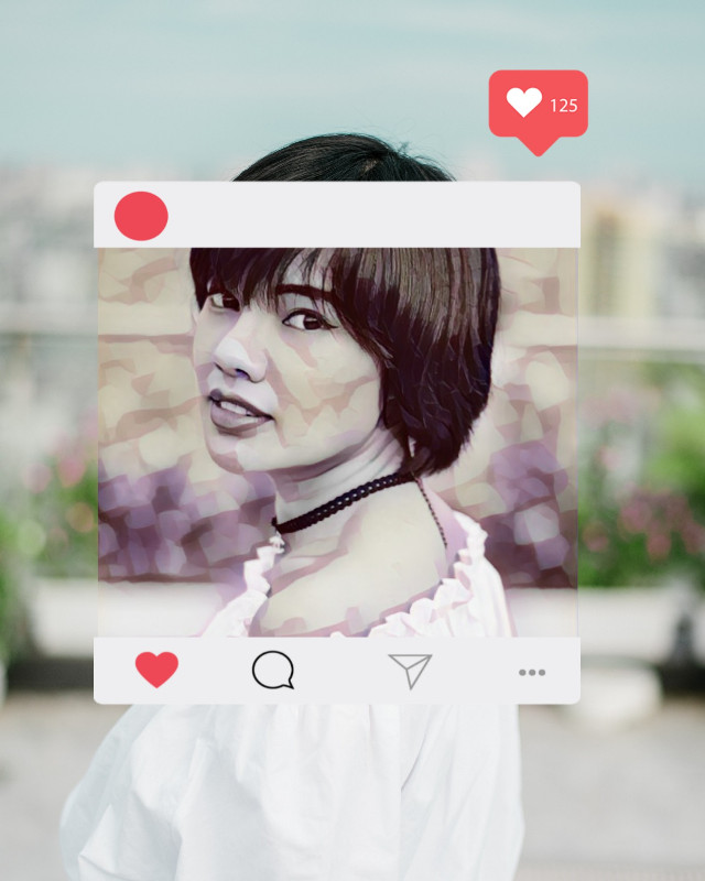 #freetoedit #girl #instagram #edit #love #react