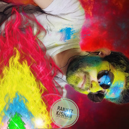colurful colour colorsplash life kishan freetoedit