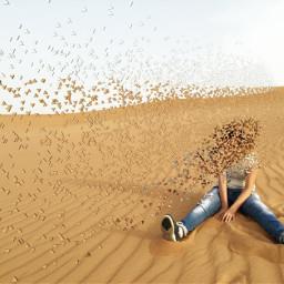 freetoedit phonephotography photography desert sand
