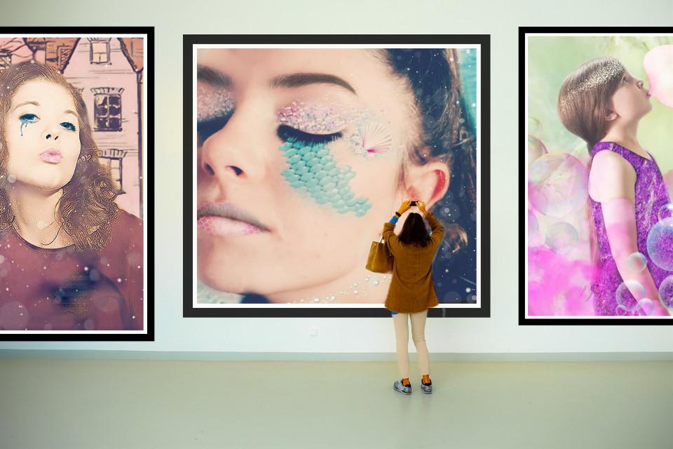 #challenge #artshow #mermaid #bubble #bubblegum #wonderful #fun #photochallenge #art