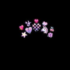 pastel pastelhalo crown pastelcrown emoji freetoedit