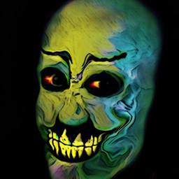 tbgraphics myart clown scaryman scary