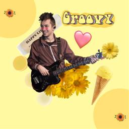 freetoedit tylerjoseph yellowaesthetic aesthetic guitar