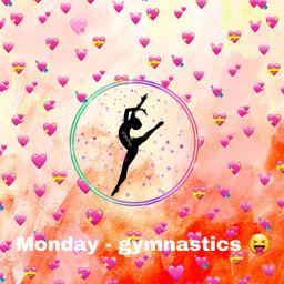 freetoedit gymnastics gymgirl